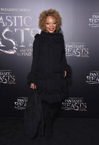 Tina Lifford at the New York premiere of