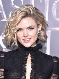 Erin Richards at the New York premiere of