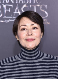 Ann Curry at the New York premiere of