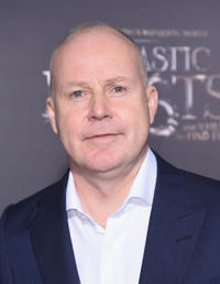 David Yates at the New York premiere of