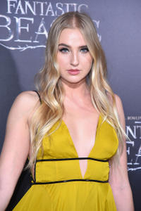 Veronica Dunne at the New York premiere of