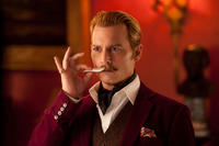 Johnny Depp as Charlie Mortdecai in