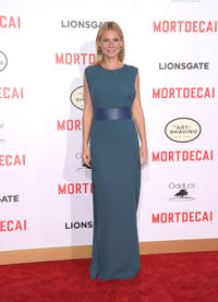 Gwyneth Paltrow at the California premiere of