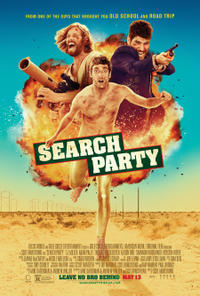 Search Party poster art
