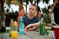 Will Poulter as Fordy in
