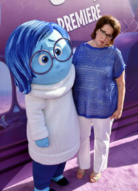 Phyllis Smith at the California premiere of