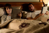 Rosemarie DeWitt as Helen Truby and Adam Sandler as Don Truby in