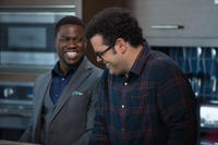 Kevin Hart as Jimmy Callahan and Josh Gad as Doug Harris in