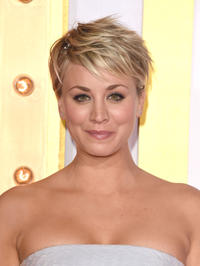 Kaley Cuoco at the California premiere of