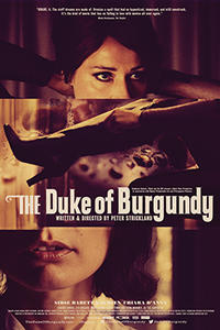 The Duke of Burgundy poster.