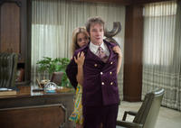 Sasha Pieterse and Martin Short in