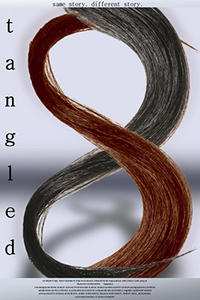 Tangled 8 poster.