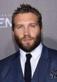 Jai Courtney at the New York premiere of
