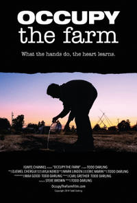 Occupy the Farm poster art