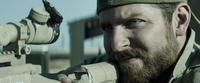 Bradley Cooper as Chris Kyle in
