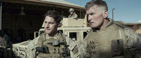 Sam Jaeger as Navy Seal Lt. Martin and Chance Kelly as Lt. Col. Jones in