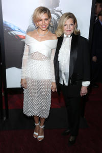 Sienna Miller and Jo Miller at the New York premiere of