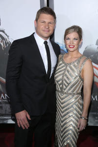 Kevin Lacz and Lindsey Lacz at the New York premiere of