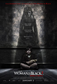 The Woman in Black: Angel of Death poster art