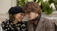 Lea Seydoux as Loulou De Falaise and Gaspard Ulliel as Yves Saint Laurent in