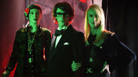 Lea Seydoux as Loulou De Falaise, Gaspard Ulliel as Yves Saint Laurent and Aymeline Valade as Betty Catroux in