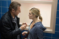Liam Neeson and Maggie Grace in