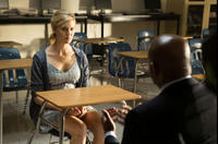 Maggie Grace and Forest Whitaker in