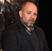 Olivier Megaton at the New York screening of