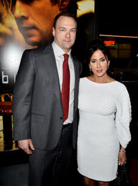 Thomas Tull and Alba Tull at the California premiere of