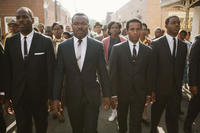 Colman Domingo as Ralph Abernathy, David Oyelowo plays Dr. Martin Luther King Jr., Andre Holland as Andrew Young and Stephan James as John Lewis in