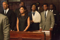Common as James Bevel, Tessa Thompson as Diane Nash, Lorraine Toussaint as Amelia Boynton, Andre Holland as Andrew Young and Wendell Pierce as Rev. Hosea Williams in