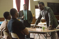 Stephan James as John Lewis, Trai Byers as James Foreman, Wendell Pierce as Rev. Hosea Williams and David Oyelowo as Dr. Martin Luther King Jr. in