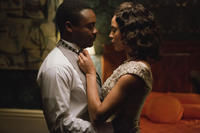 David Oyelowo as Dr. Martin Luther King Jr. and Carmen Ejogo as Coretta Scott King in