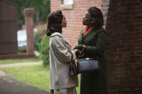 Carmen Ejogo as Coretta Scott King and Lorraine Toussaint as Amelia Boynton in