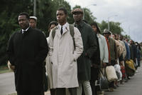 Wendell Pierce as Rev. Hosea Williams and Stephan James as John Lewis in