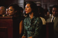 Tessa Thompson as Diane Nash and Carmen Ejogo as Coretta Scott King in