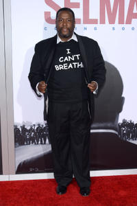 Wendell Pierce at the New York premiere of