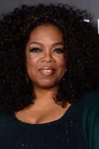 Oprah Winfrey at the New York premiere of