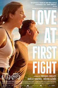 Love At First Fight poster