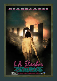 L.A. Slasher poster art