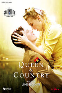 poster art for Queen and Country
