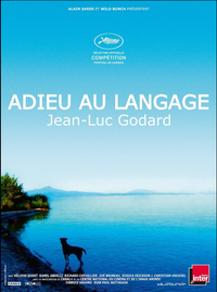 Goodbye to Language poster art