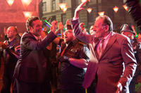 Vince Vaughn, Nick Frost and Tom Wilkinson in