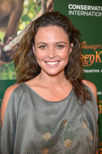 Josie Maran at the California world premiere of