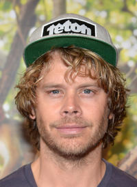 Eric Christian Olsen at the California world premiere of
