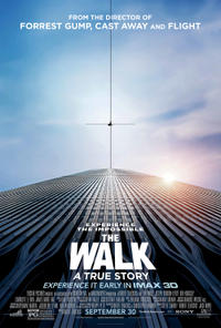 The Walk poster art