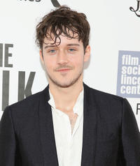 Cesar Domboy at the world premiere of