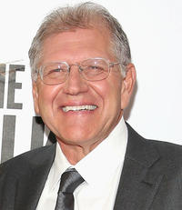 Director Robert Zemeckis at the world premiere of