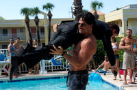 Channing Tatum as Mike and Joe Manganiello as Richie in