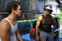 Matt Bomer as Ken and Adam Rodriguez as Tito in